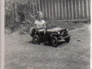 1955 Jeep 1942 WW II