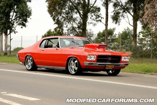 1973 Holden MONARO HQ  LS