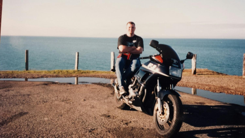 1992 Yamaha 1188cc FJ1200