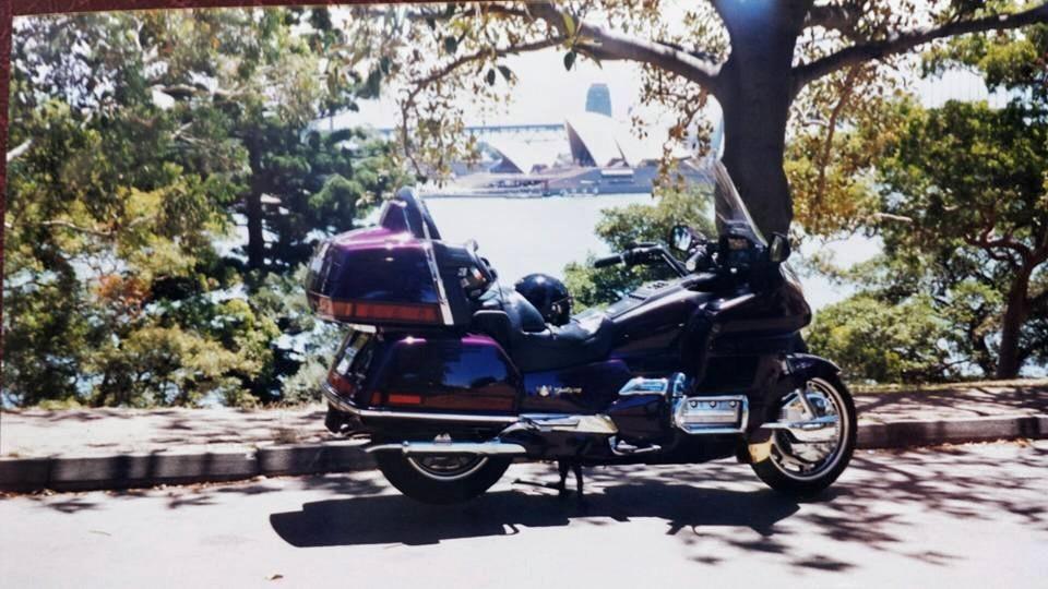 1997 Honda Goldwing GL1500 Aspencade