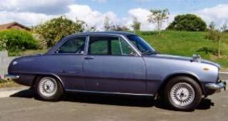 1968 Isuzu Bellett GT