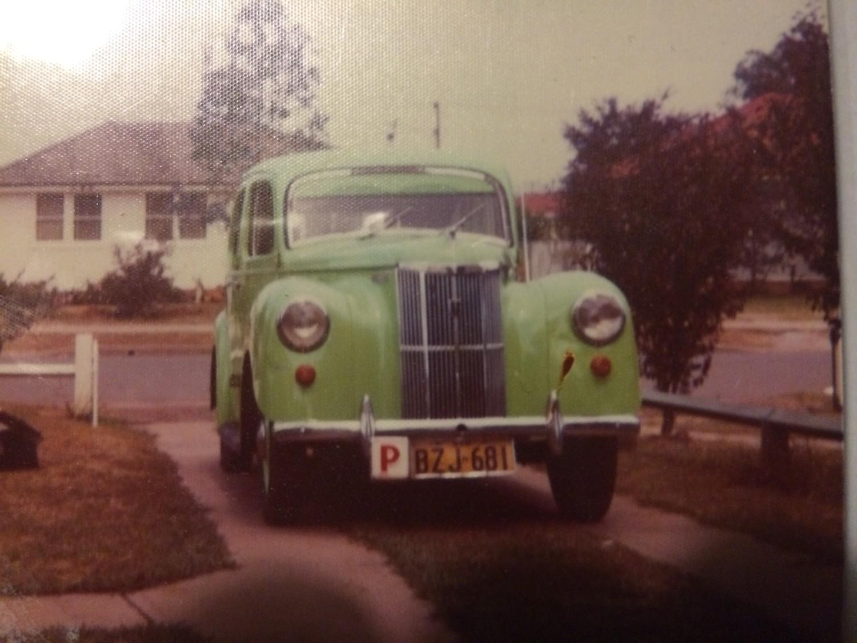 1948 Ford Prefect