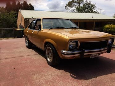 1978 Holden LX Torana SL