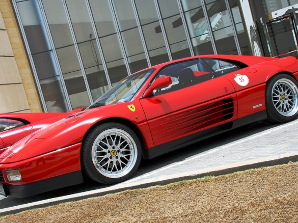 1989 Ferrari 348 Tb Mikebrownhill Shannons Club