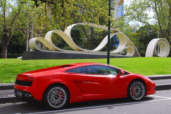 2012 Lamborghini Gallardo Lp550 2 Show Shine Shannons Club