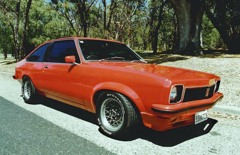 1978 Holden Torana SS Hatchback