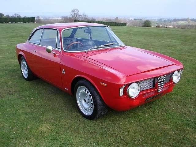 1966 Alfa Romeo GTA Replica