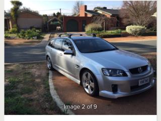 2008 Holden VE SSV