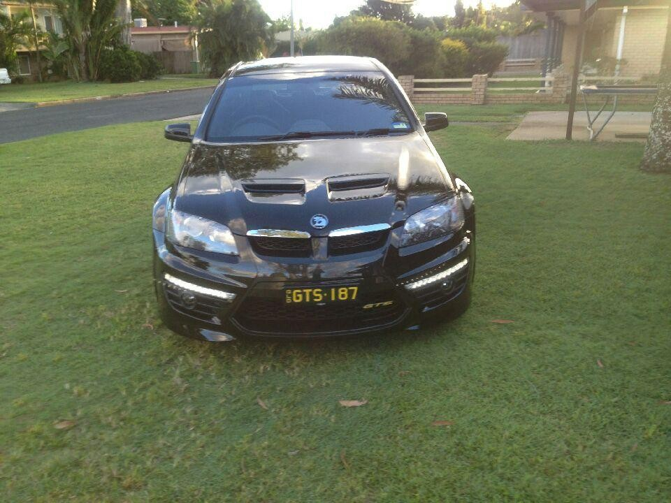 2012 Holden Special Vehicles GTS E3