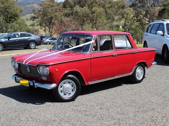 1961 Fiat 1500 Mk1 Toms2300 Shannons Club