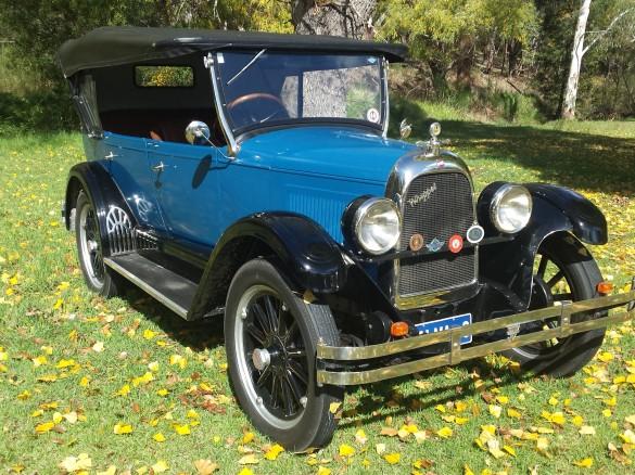 1926 willys overland model 96 whippet presty. Black Bedroom Furniture Sets. Home Design Ideas