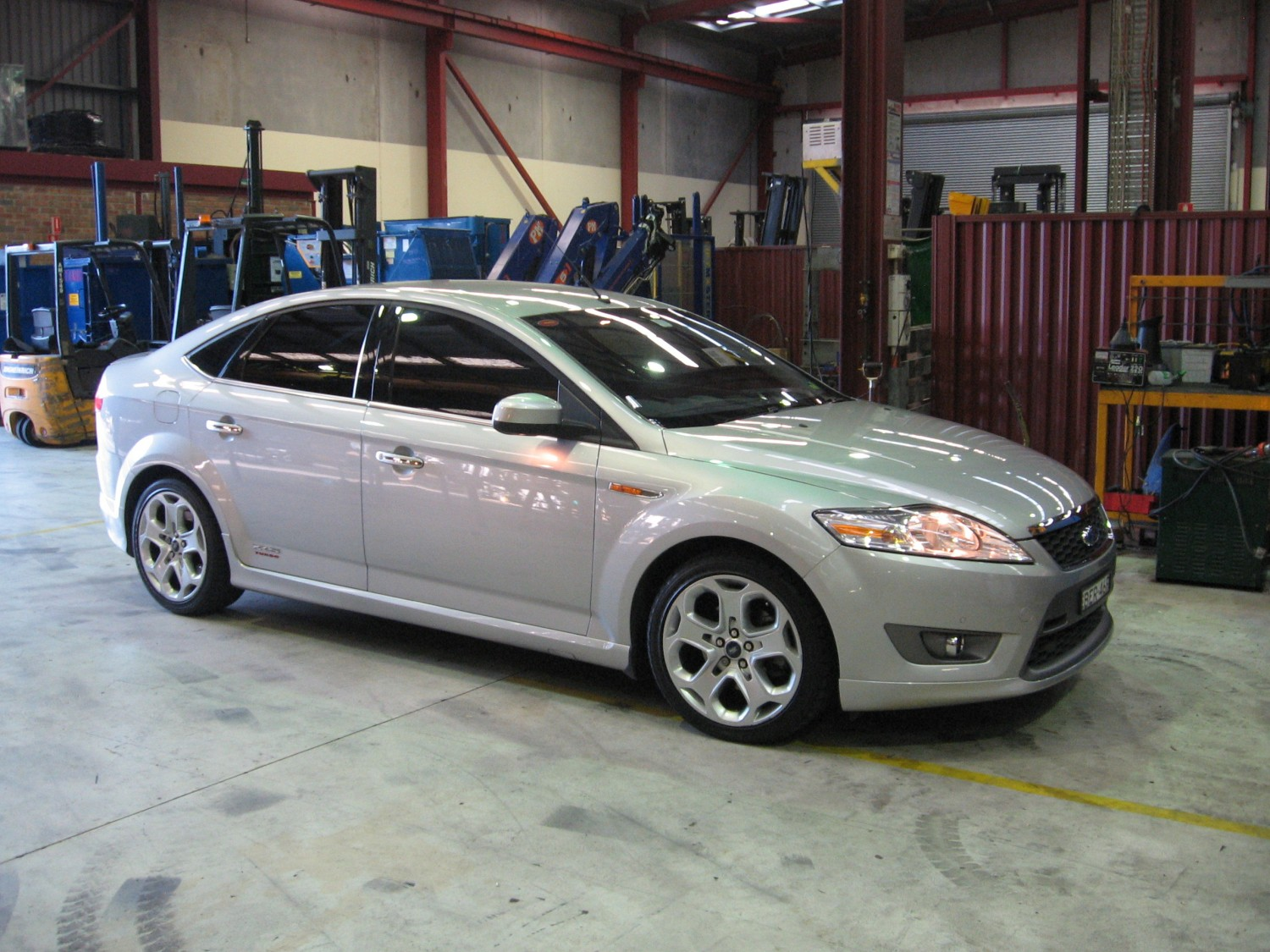 2008 Ford MONDEO XR5 TURBO - 64sportscoupe - Shannons Club