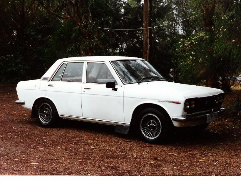 1968 Datsun 1600