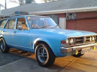 1976 Mitsubishi Galant XL