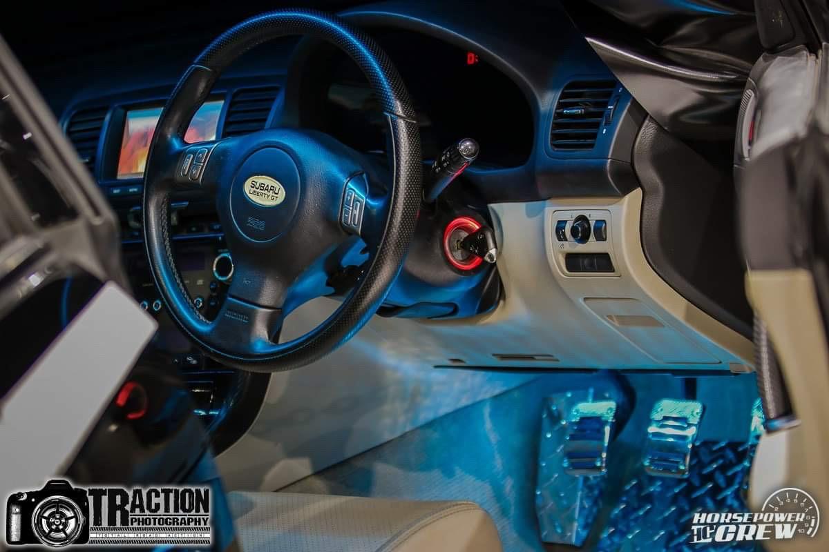 2005 Subaru LIBERTY 2.5i GT PREMIUM (SAT)
