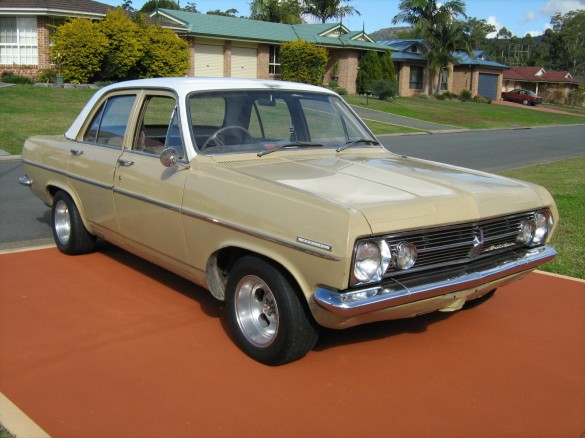 1967 Holden Hr Micknjo Shannons Club