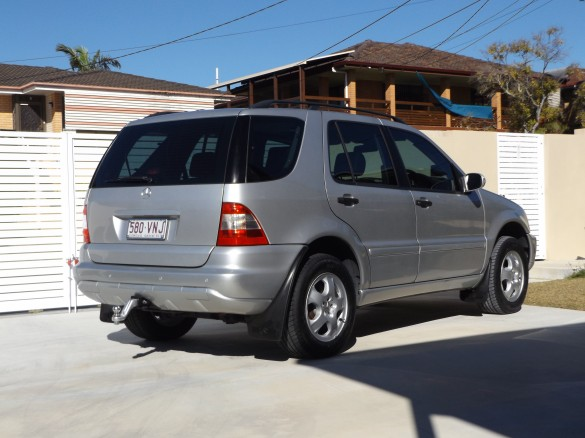 2003 mercedes benz ml350 inglisracing shannons club for Mercedes benz 2003 ml350