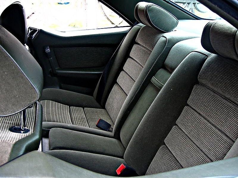 1984 Mercedes-Benz 380 SEC