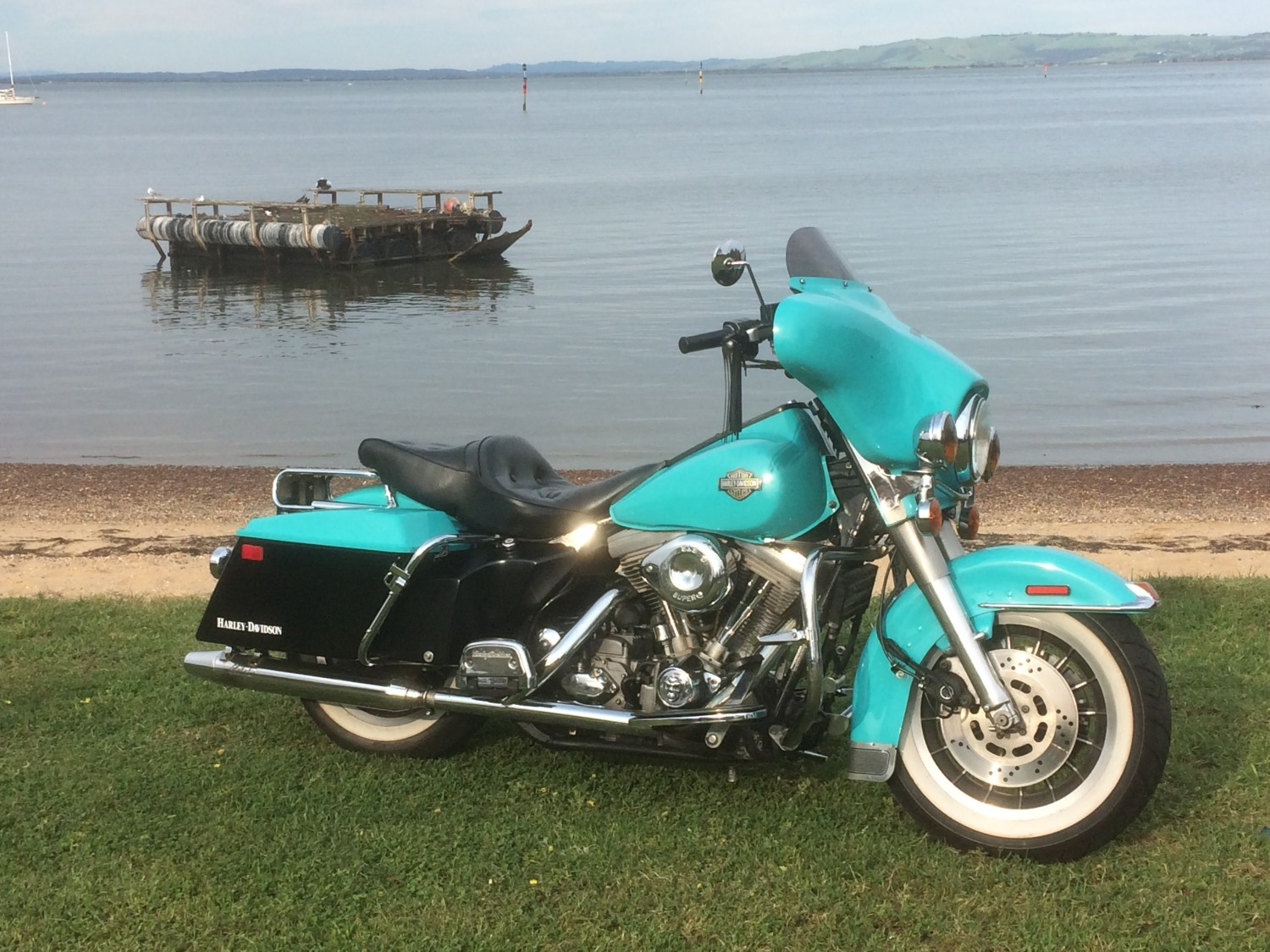 1986 Harley-Davidson 1340cc FLHTC ELECTRA GLIDE CLASSIC