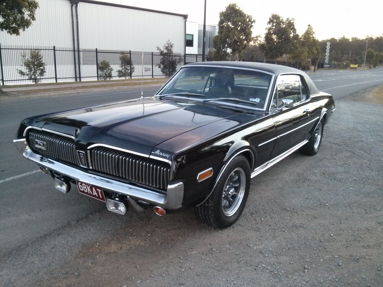 1968 Mercury Cougar Xr7 - Cougarman