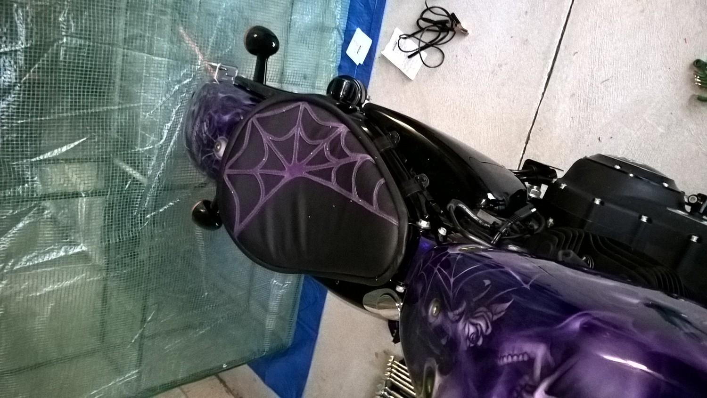 2014 Harley-Davidson forty eight xl1200
