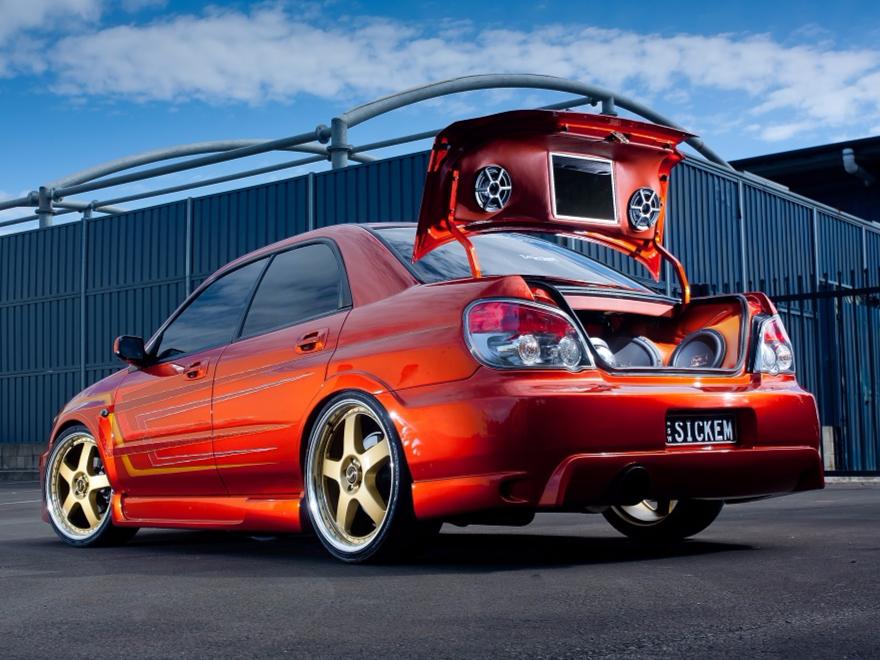 2005 Subaru Wrx - Sickemwrx