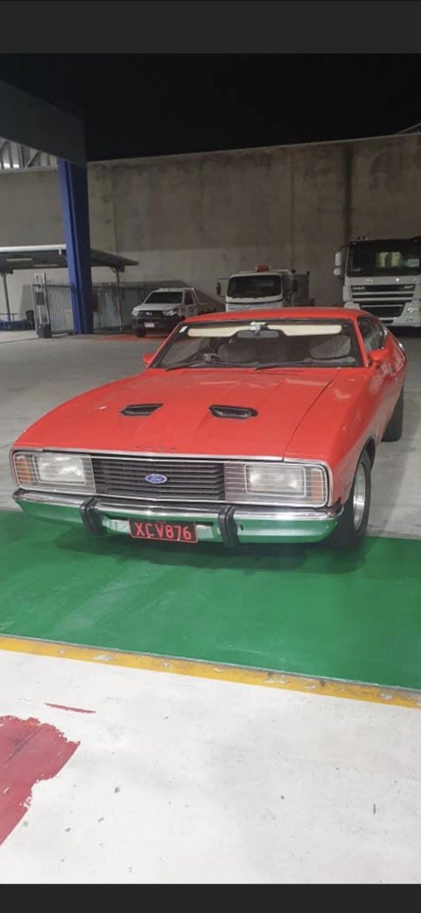 1976 Ford XC
