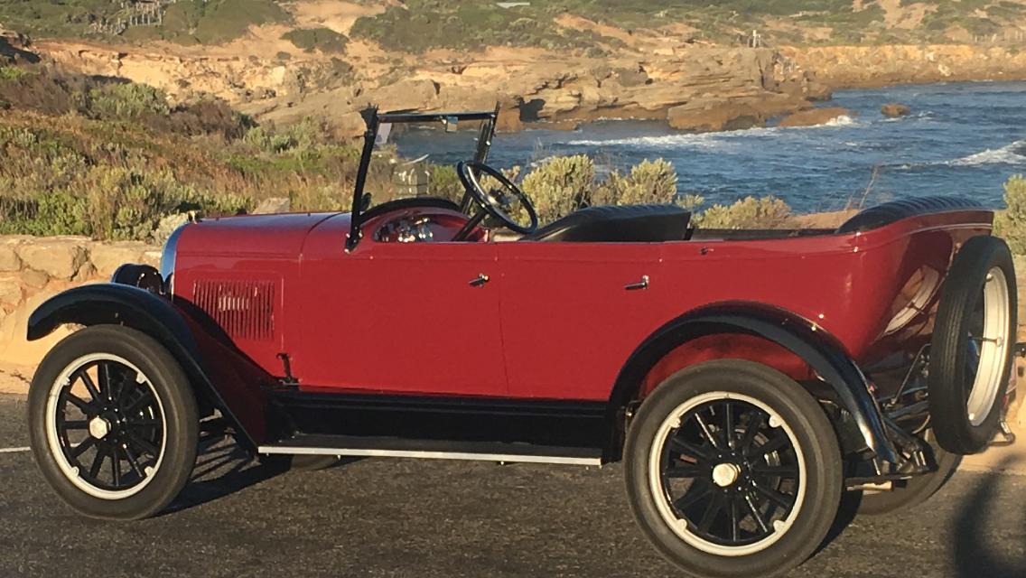 1926 Willys Overland Whippet