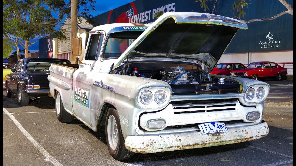 1958 Chevrolet Pick up
