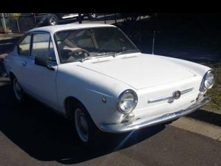 1966 Fiat 850 Sports