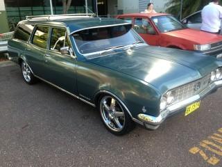 1969 Holden HT Premier