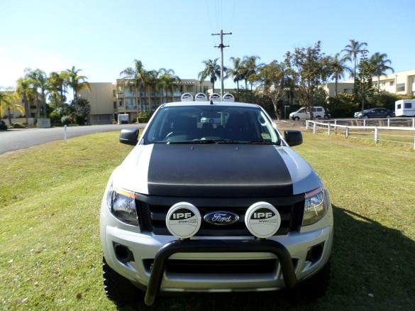 2013 Ford Ranger Xl 4x4 Aero352 Shannons Club