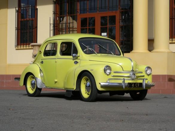 1955 renault 4 cv - aussieemu