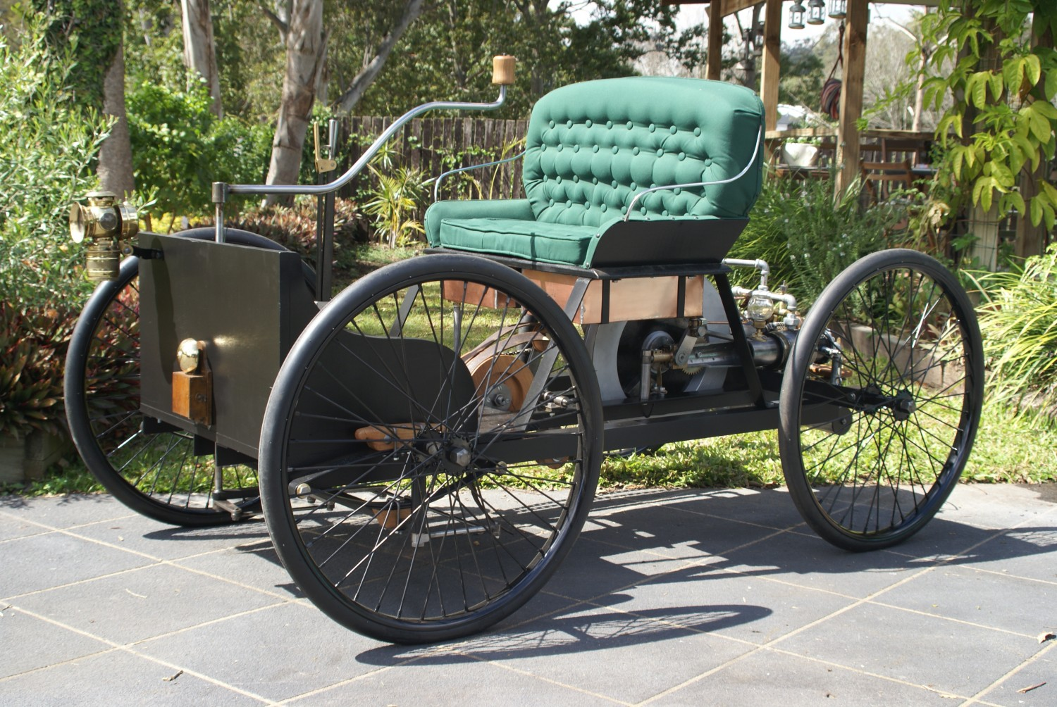 1896 Ford Quadricycle (replica)