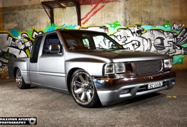 1992 Holden Rodeo Sc00bc Shannons Club