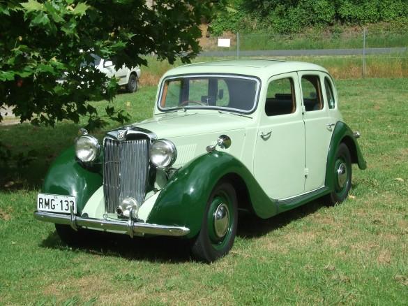 1949 Mg Ya Billw41 Shannons Club