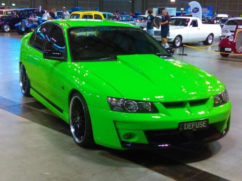 2002 Holden Special Vehicles CLUBSPORT VY