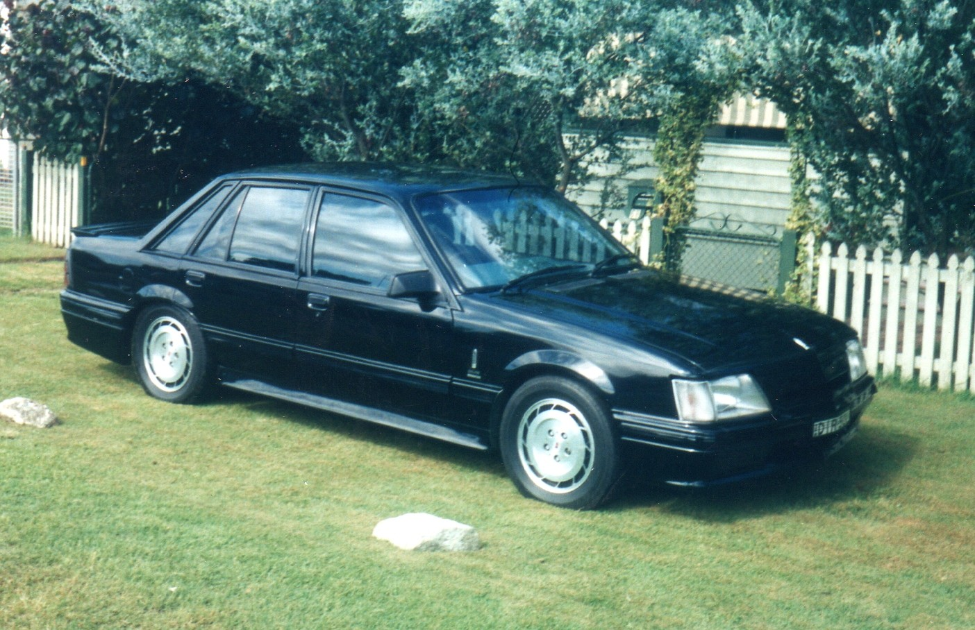 1985 Holden Dealer Team commodore director