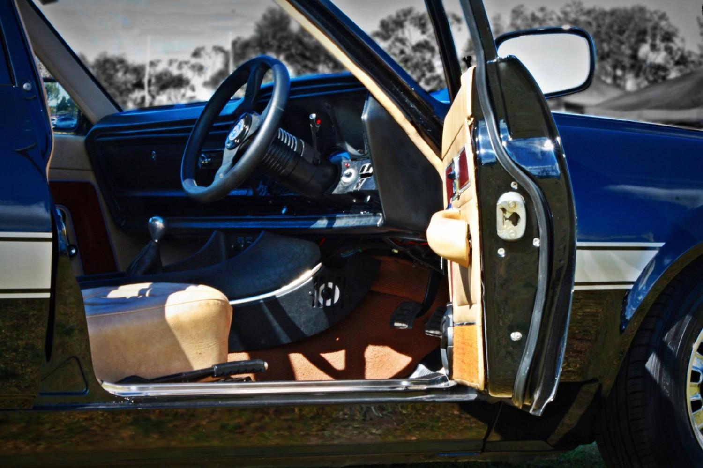 1973 Leyland P76