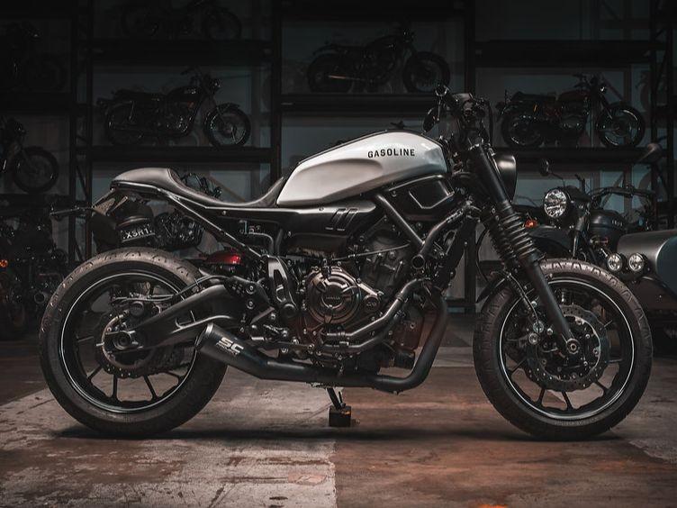 2016 Yamaha XSR