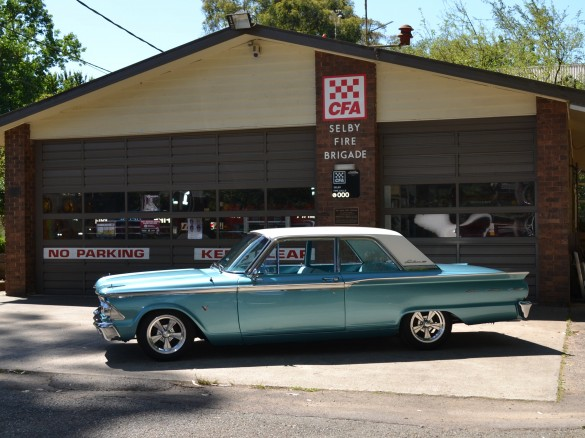1962 ford fairlane 62compact shannons club for Garage ford 62