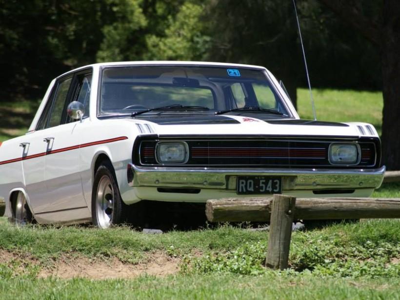 1970 Chrysler Valiant VG