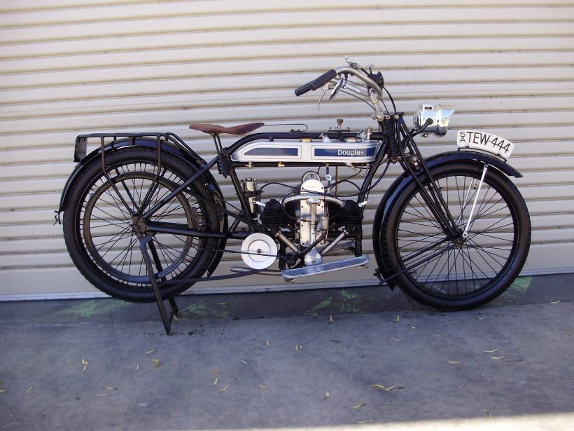 1923 Douglas TS 350