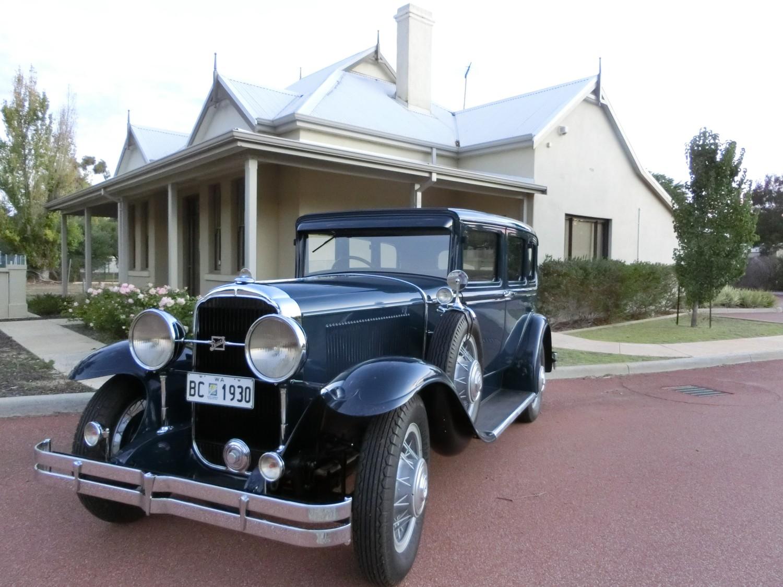 1930 Buick series 40