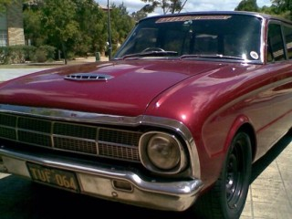 1964 Ford XM