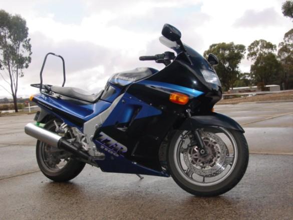 1991 Kawasaki ZZR 1100 - Monaroo - Shannons Club