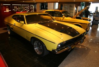 1974 Ford Falcon 500 Xb Gs Ute Xbgsute351 Shannons Club