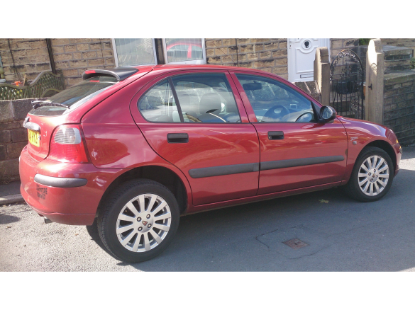2004 Rover 25 Impression S Relle Shannons Club