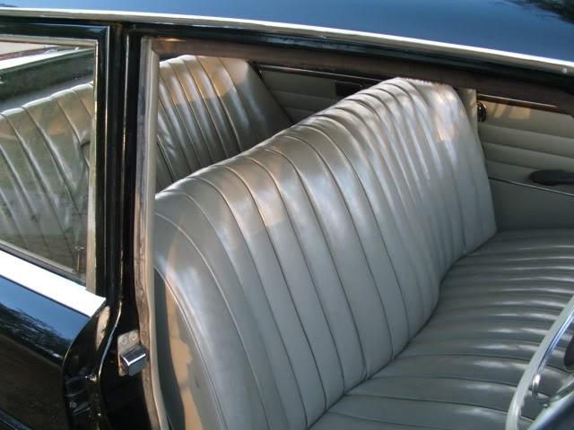 1960 Mercedes-Benz 220Sb