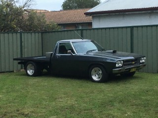1974 Holden HQ